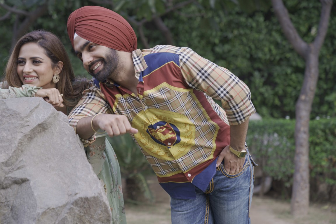 New Punjabi Film Qismat Story Cast Trailer Songs Images Ammy