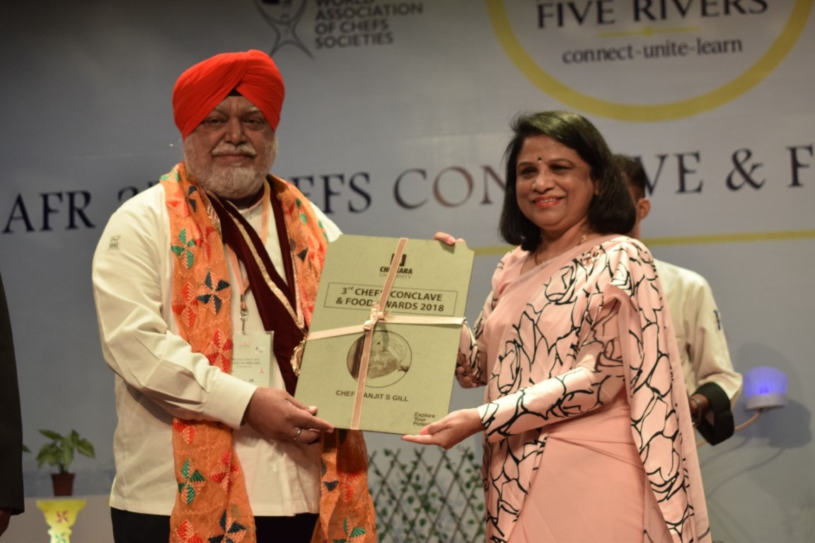 CAFR 3rd Annual Chefs Conclave & Awards