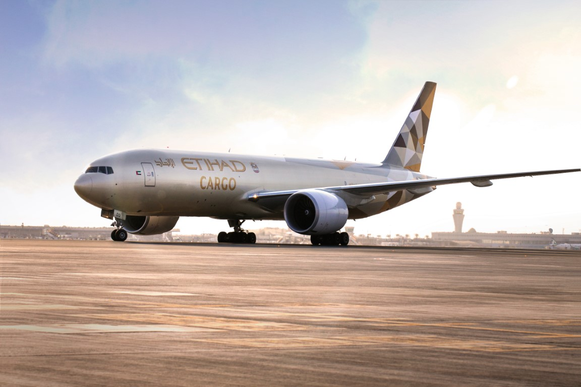 Etihad Airways Cargo