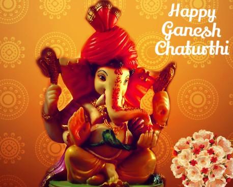 Shubh! Lord Ganesh Chaturthi 2018 HD Wallpapers Greetings Photos Whatsapp Status DP Images