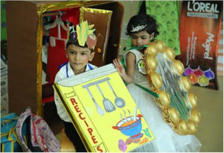 Gurugram kids enliven Gardener's theory