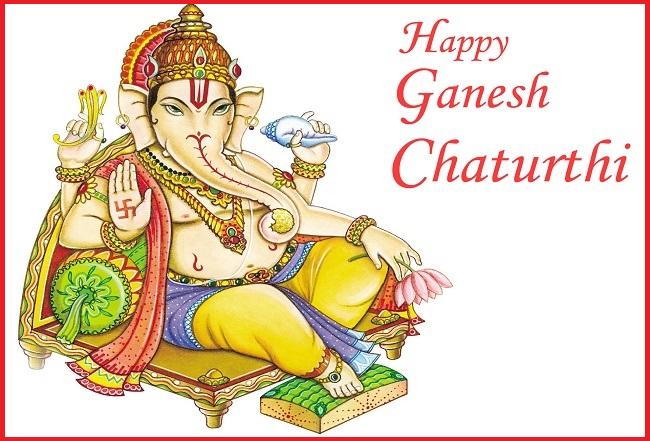 Happy Ganesh Chaturthi Whatsapp Facebook DP Status 2018