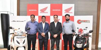 Honda 2Wheelers India is fast becoming the First choice in shared Mobility