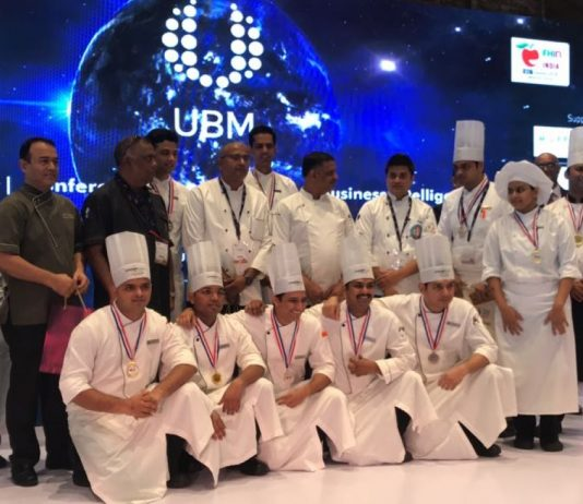 India International Culinary Classic Competition 2018