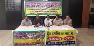 Chandigarh Chemists Associatio