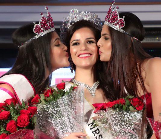Mrs India Globe 2018