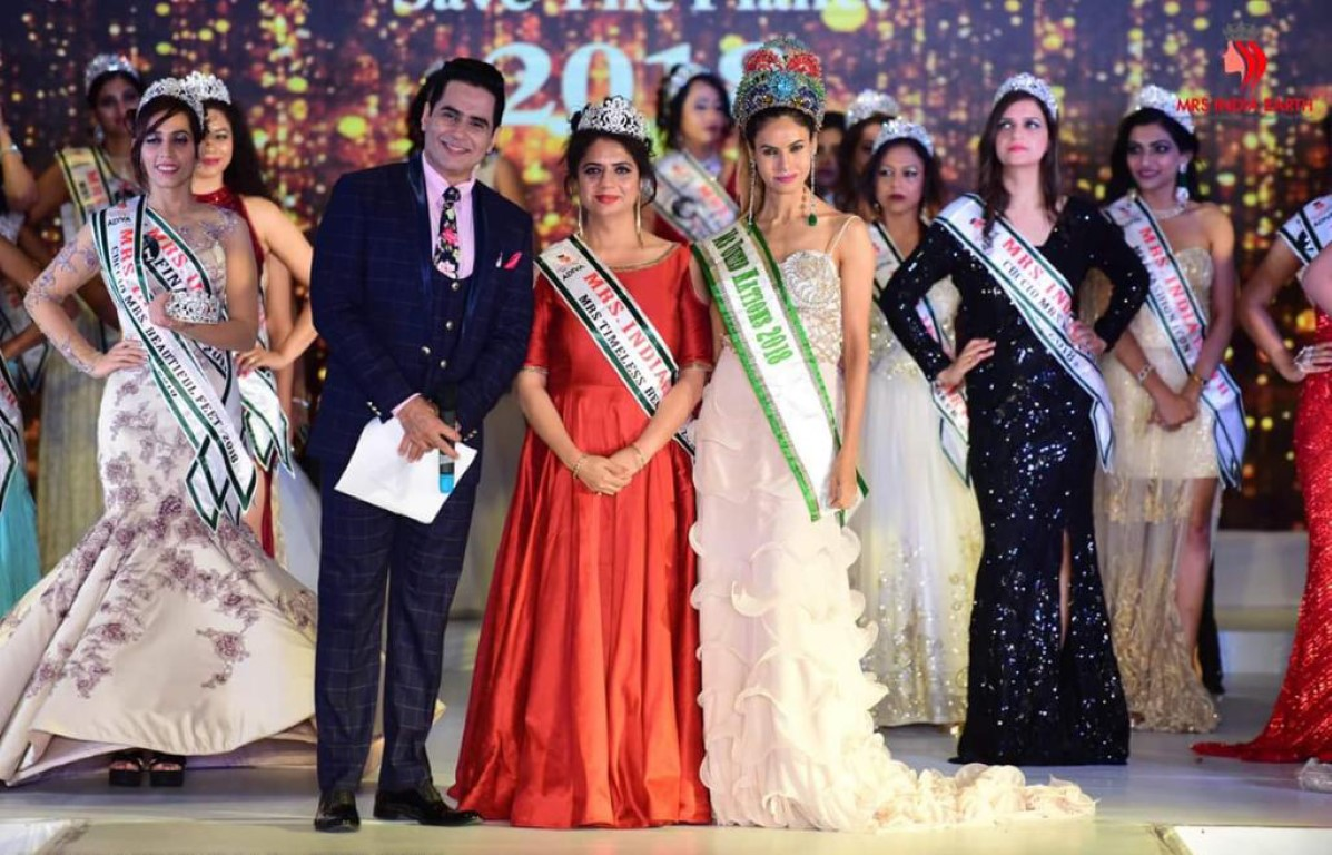 Mrs. India Earth 2018