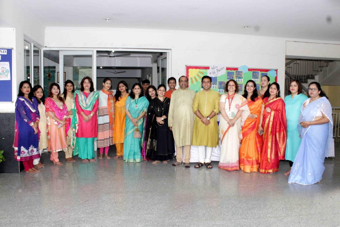 Suncity School acquires Shri Ram Global School Sector- 45