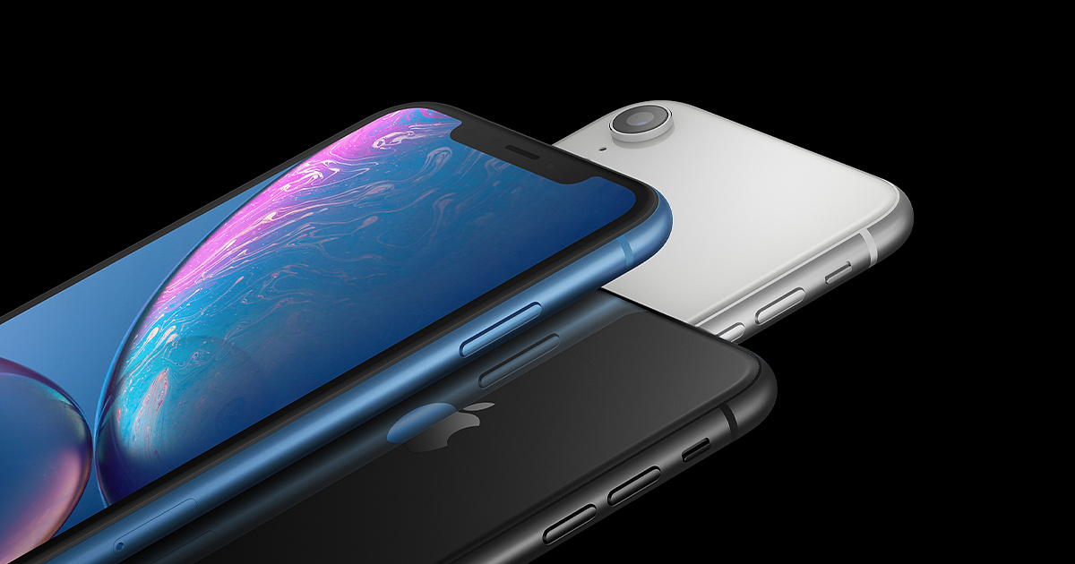 Apple iPhone XR, XS and XS max images