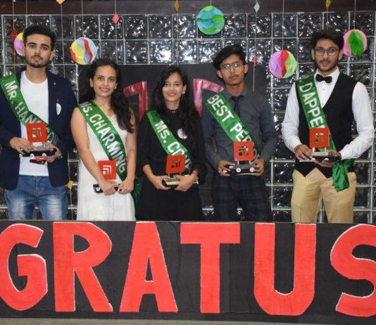 Chitkara University Celebrates Fresher's Party