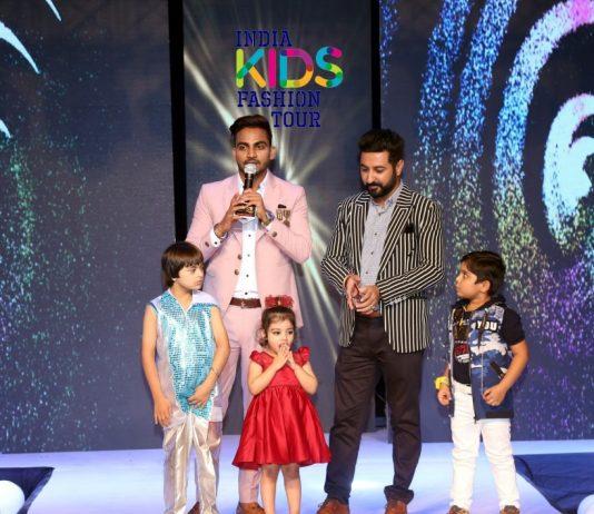 India Kids Fashion Tour