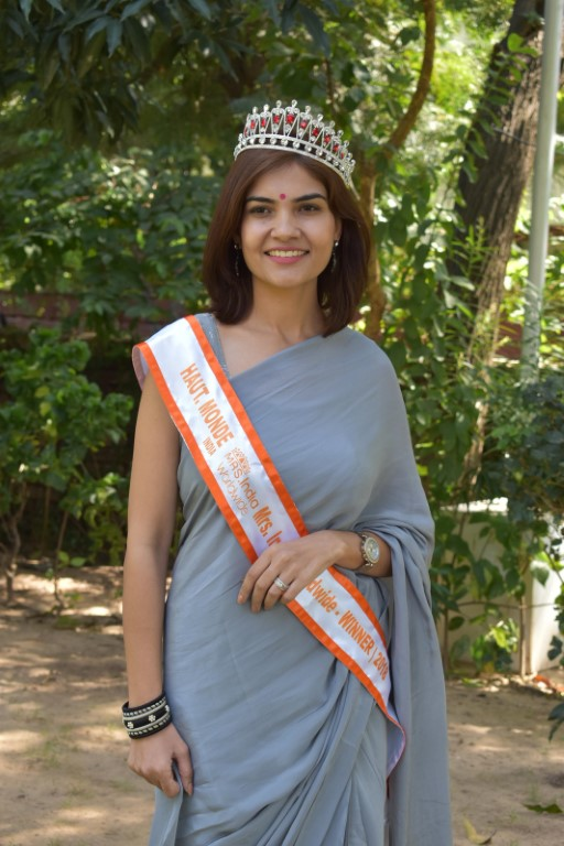 Haut Monde Mrs India Worldwide 2018