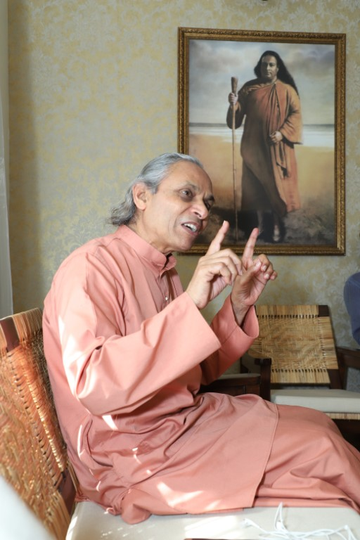 Swami Smaranananda Giri