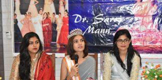 Haut Monde Mrs India Worldwide 2018