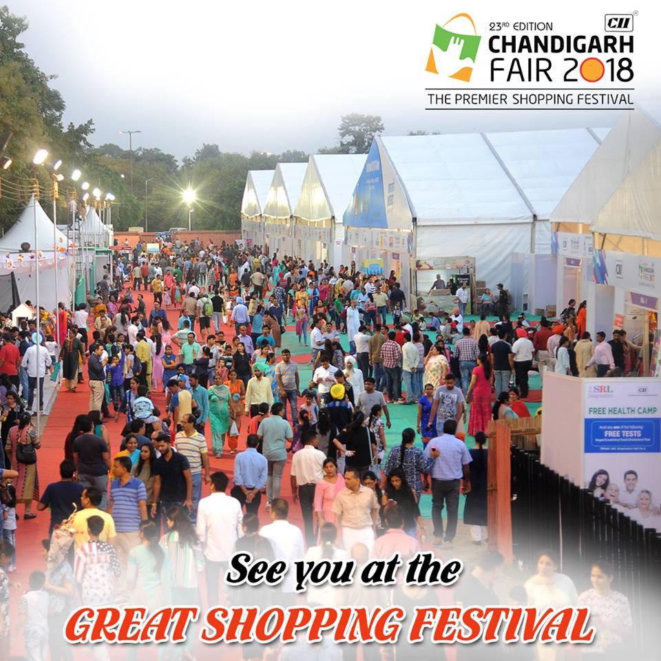 4-day CII Chandigarh Fair