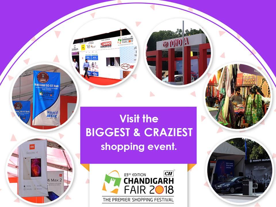 4-day CII Chandigarh Fair Chandigarh