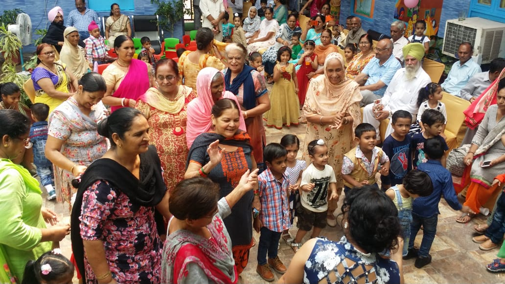 Bachpan Grandparents day