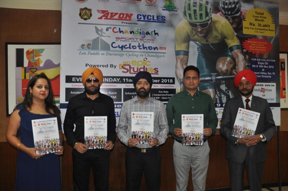 6th Chandigarh Cyclothon