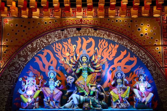 Happy Durga Puja Quotes