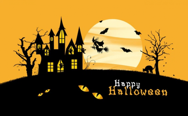 Halloween Day Wishes Quotes Messages Sayings