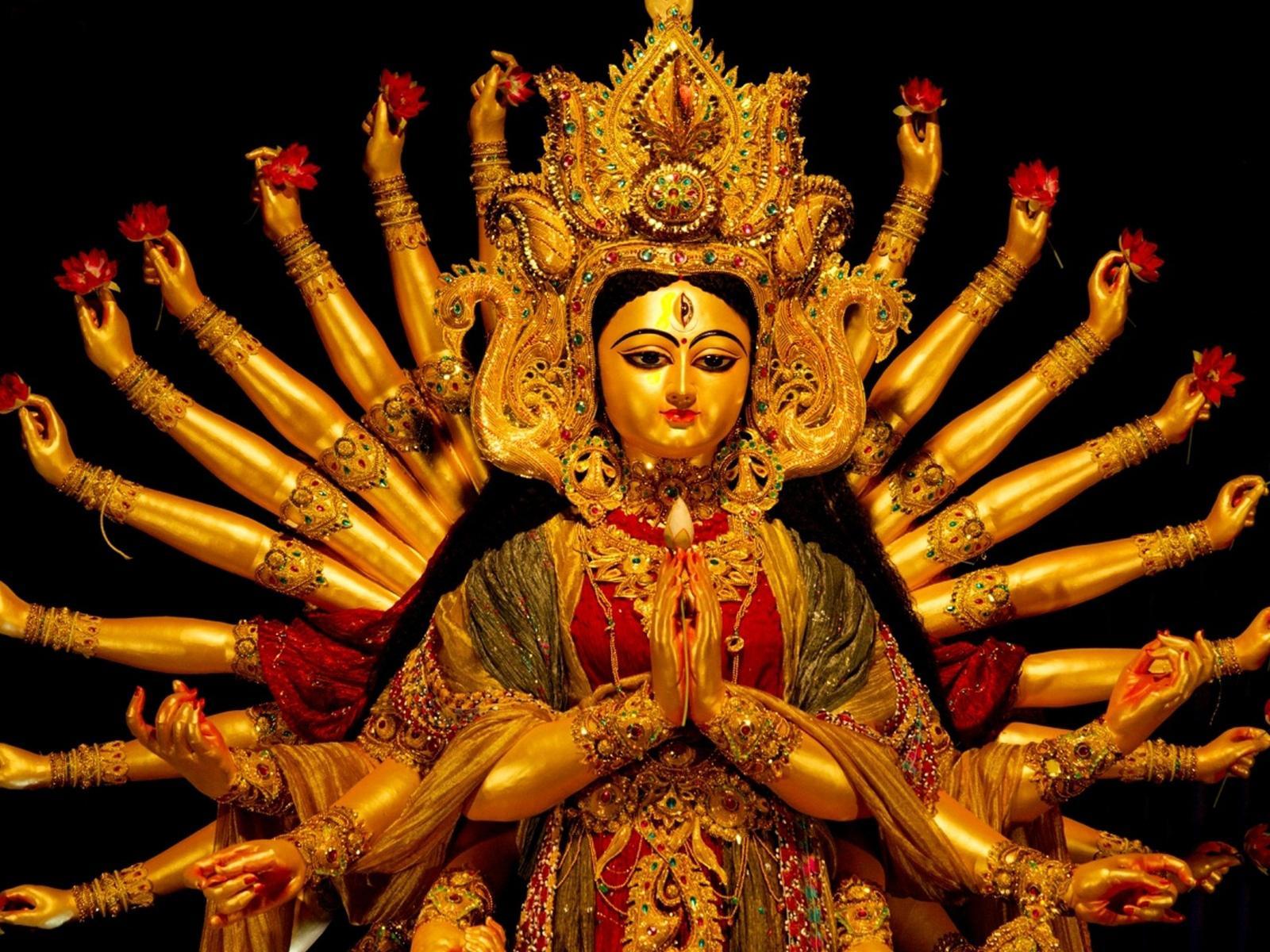 Happy Durga Puja 2018
