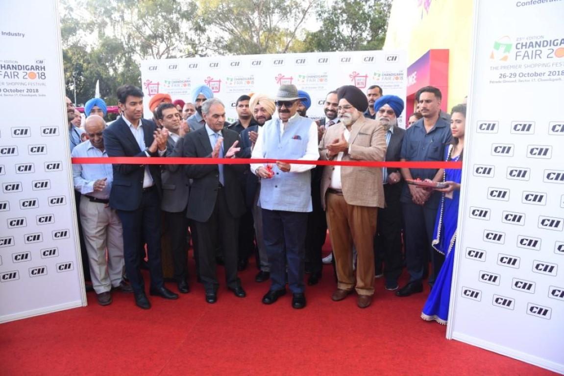 23rd edition of CII Chandigarh Fair 2018