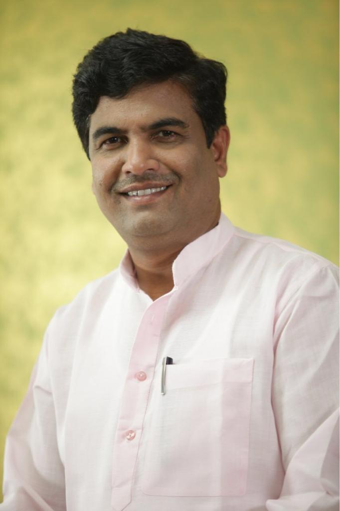 Naresh Yadav (BPP National President)