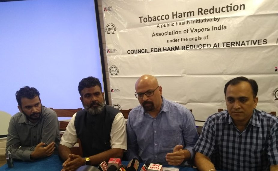 Ex-smokers flay Punjab's e-cigarette ban