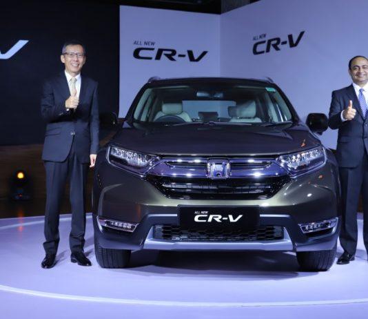 All New CR-V