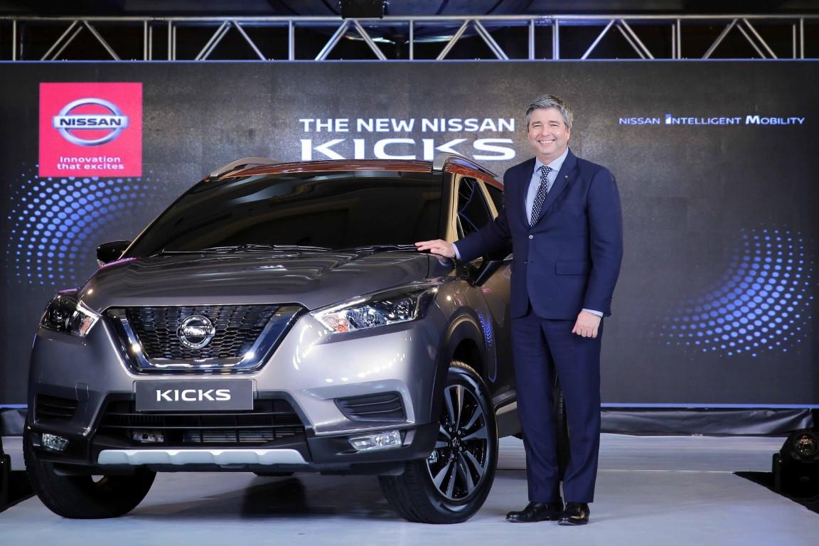 Nissan's 'KICKS'
