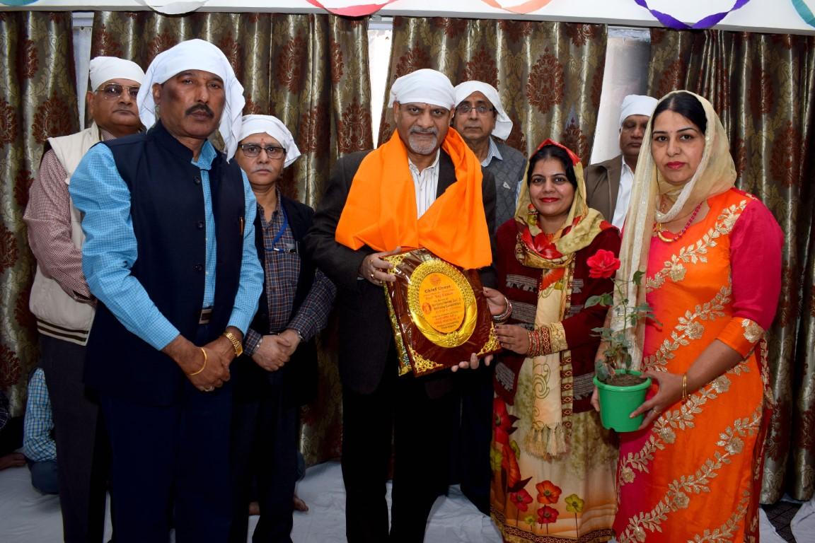 51 teams participated in diverse competitions on 550th Guru Nanak Dev Jayanti