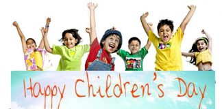 Bal Diwas Happy Children's Day 2018 Wishes SMS Whatsapp Status Greetings Images Photos