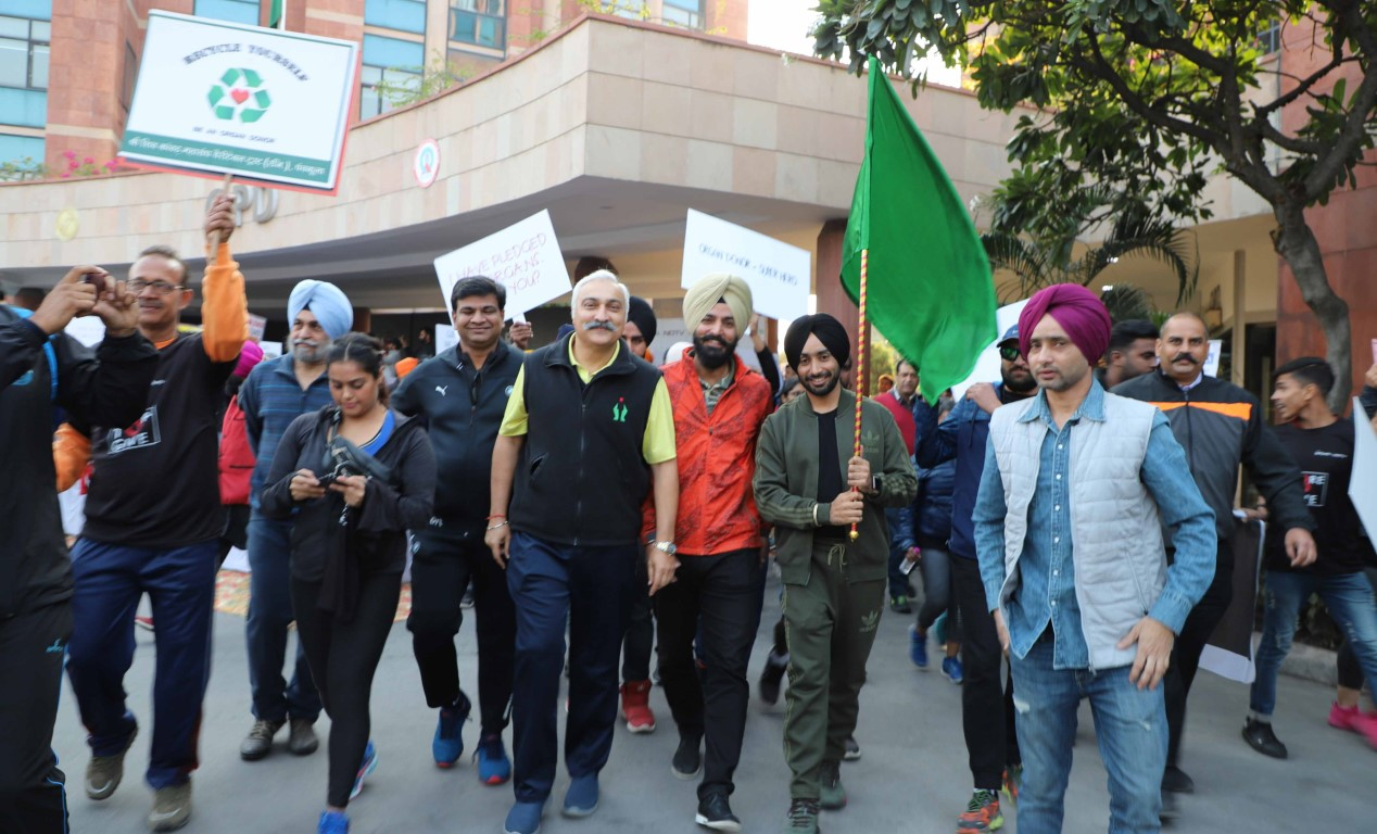 Mohali walks with Fortis