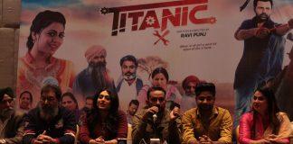 Punjabi Movie Titanic 2018