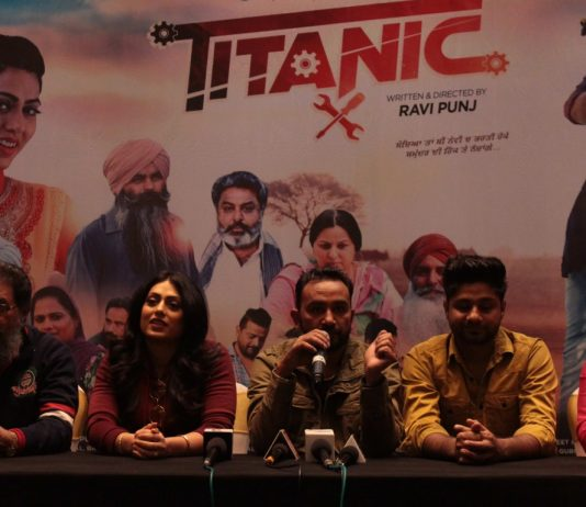 Punjabi Movie Titanic 2018