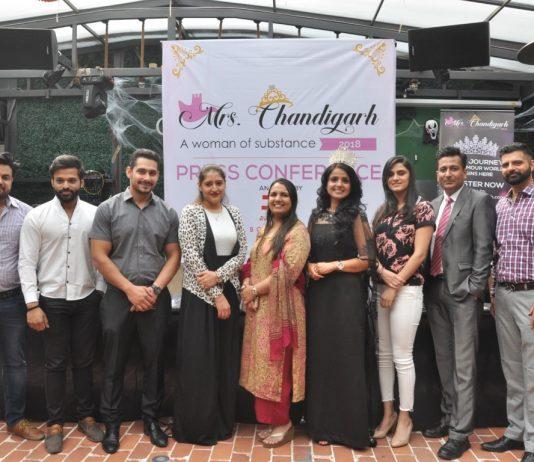 Mrs. Chandigarh