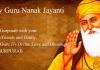 Punjabi users celebrate Guru Purab