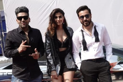 Guru Randhawa shoot a Cheat Song with Emraan Hashmi