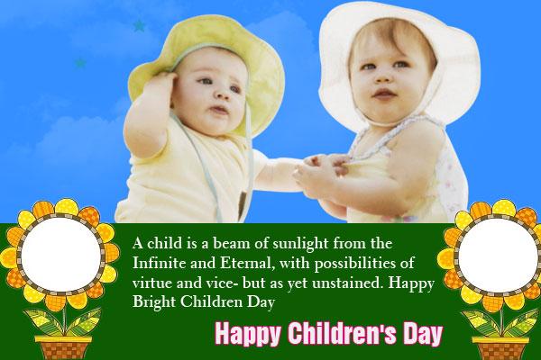Bal Diwas Happy Children's Day 2018 Wishes
