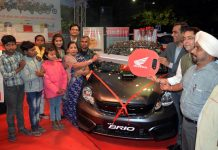 Honda continues festivities with 'Wings of Joy' special offer in Chandigarh!