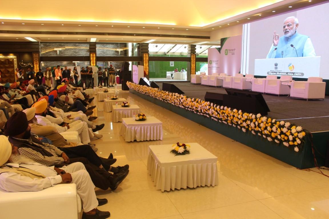 PM Narinder Modi laid foundation in Zirkapur via webcast