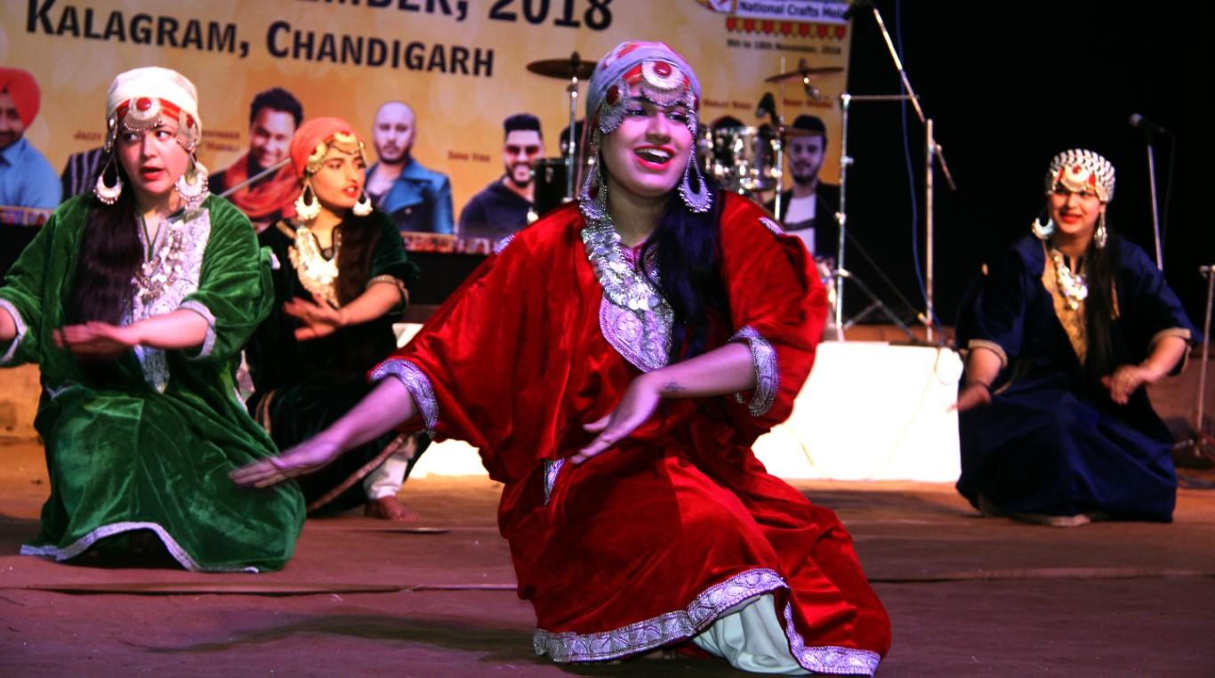10th Chandigarh National Crafts Mela