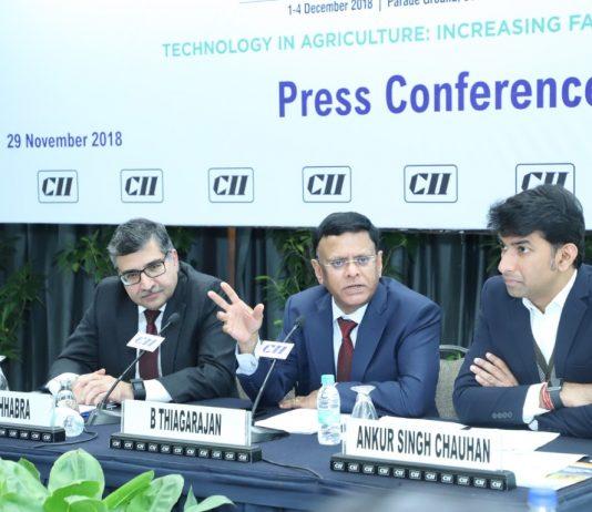 4-day CII International Agro-technology Fair2018