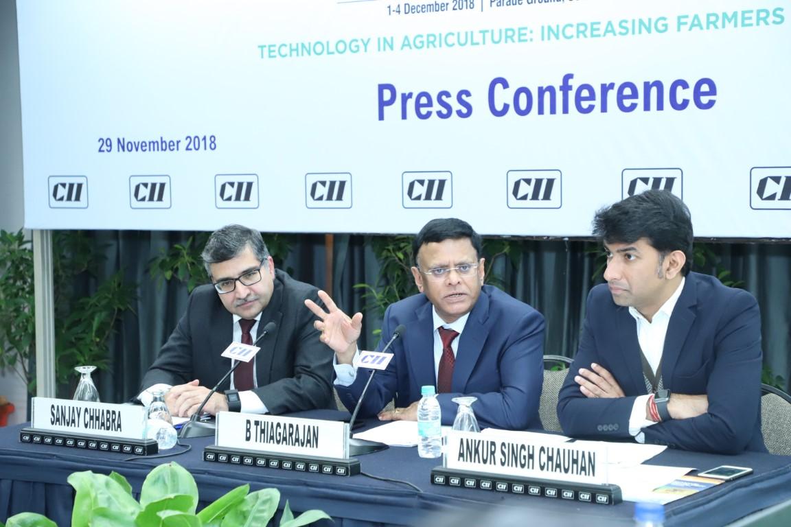 4-day CII International Agro-technology Fair 2018