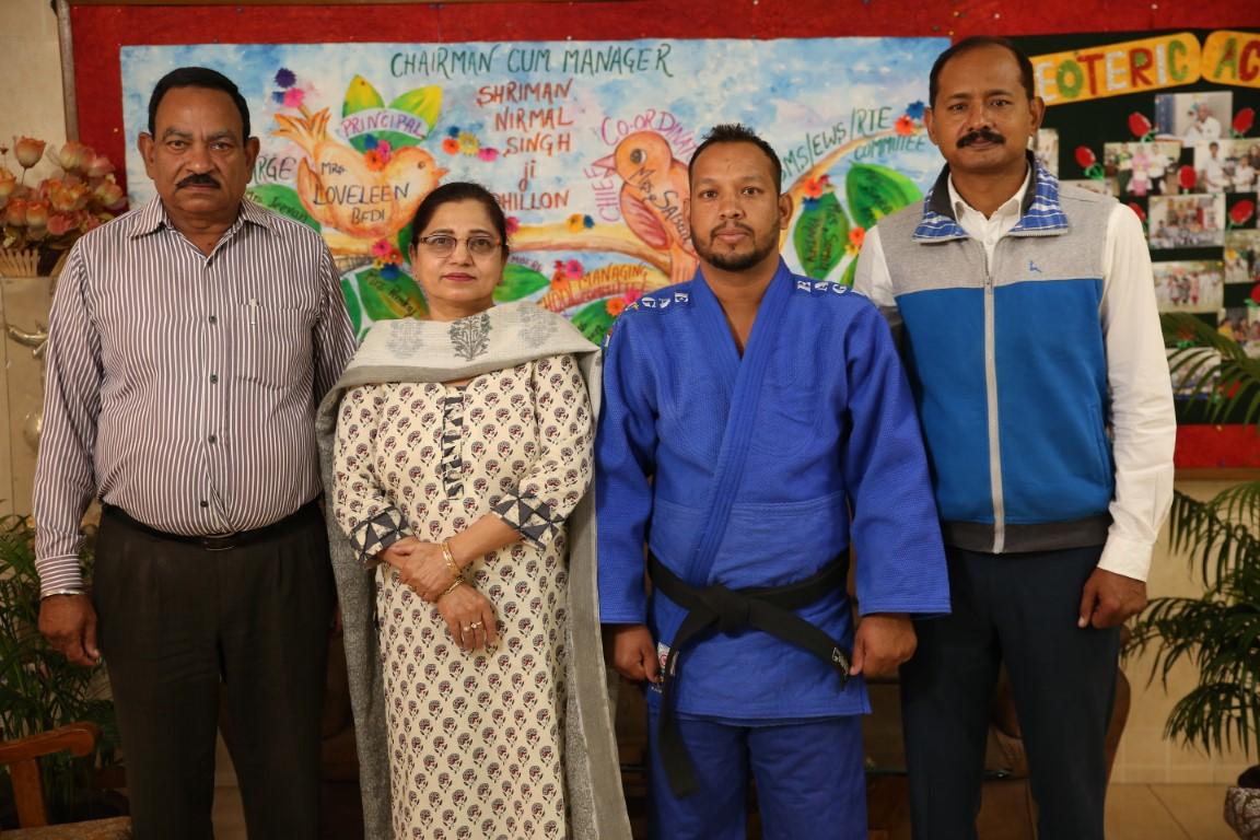 Chandigarh Judoka
