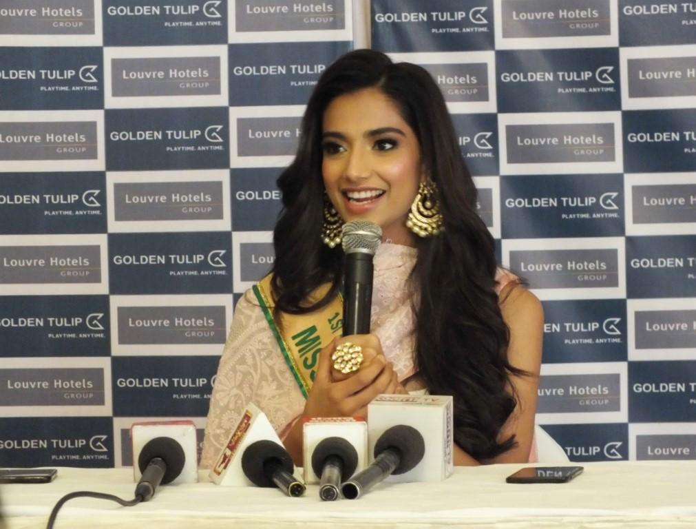 fbb Colors Femina Miss Grand India 2018