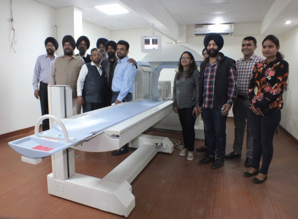 Free Mammography at Diagnostic Center in Gurudwara Sector 19
