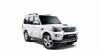 Mahindra Drives in the New S9 Variant of Scorpio