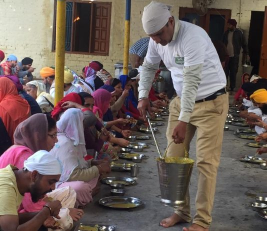 Tata Sampann reaches out to 19 Gurudwaras