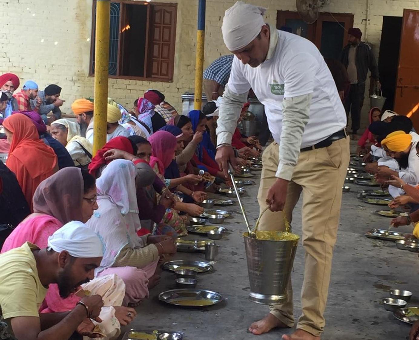 Tata Sampann reaches out to 19 Gurudwaras